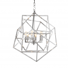 Matrix Nickel Lantern