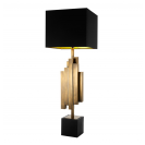 Beau Rivage Brass Table Lamp