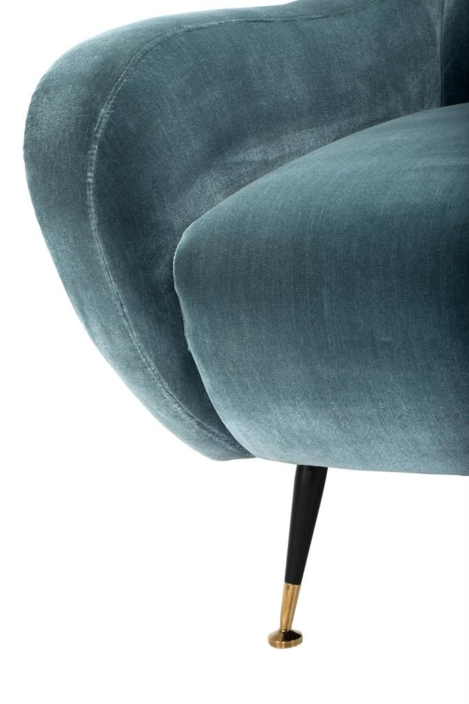 Giardino Cameron Deep Turquoise Chair Shop Now