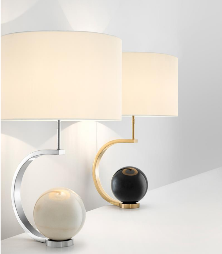 Luigi Gold Table Lamp Shop Now