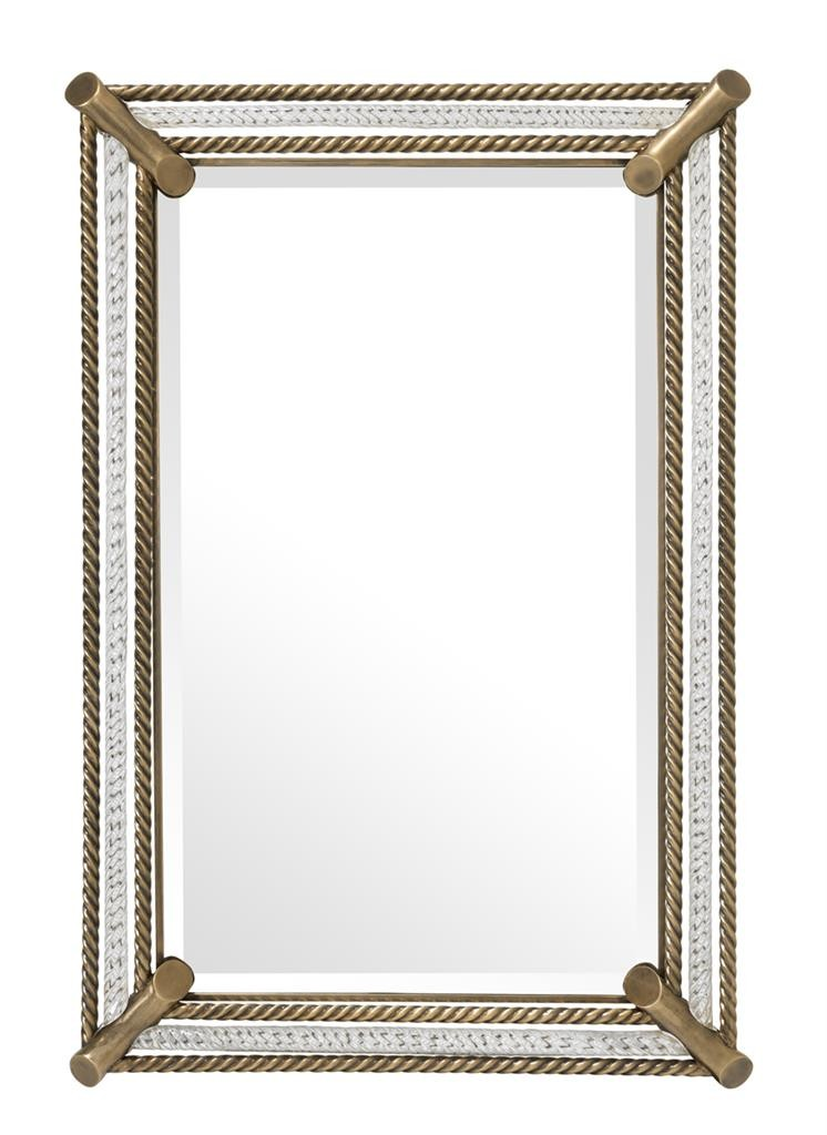 Cantoni Brass Mirror Shop Now