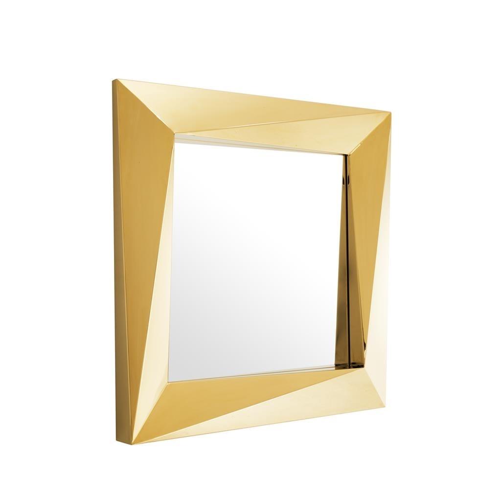 Rivoli Mirror Gold Small Regency Distribution