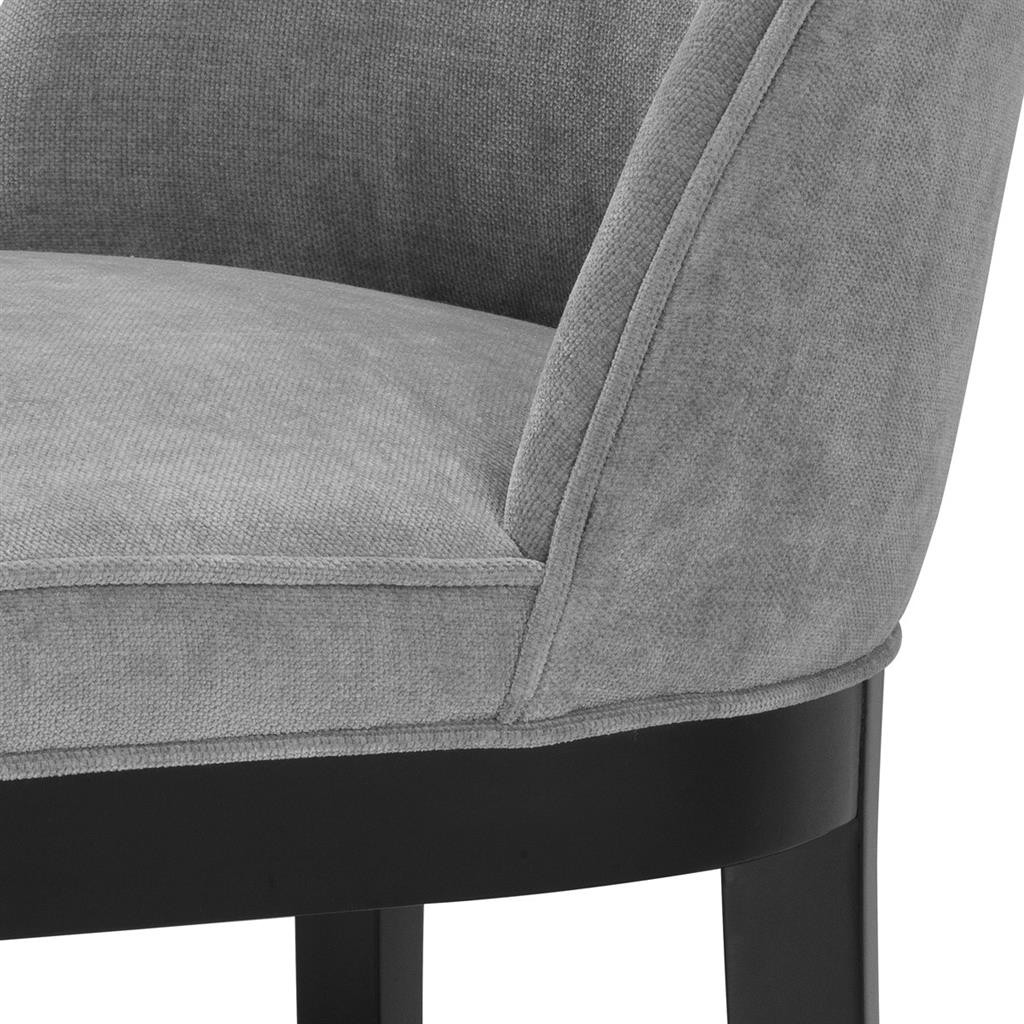 Fallon Clarck Grey Dining Chair Shop Now