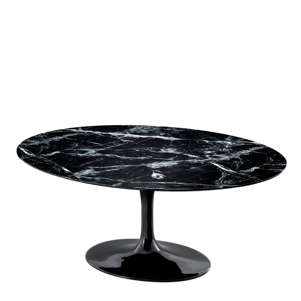 Solo Oval Black Dining Table Shop Now