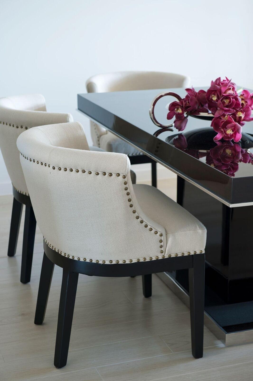 Boca Grande Panama Natural Dining Chair
