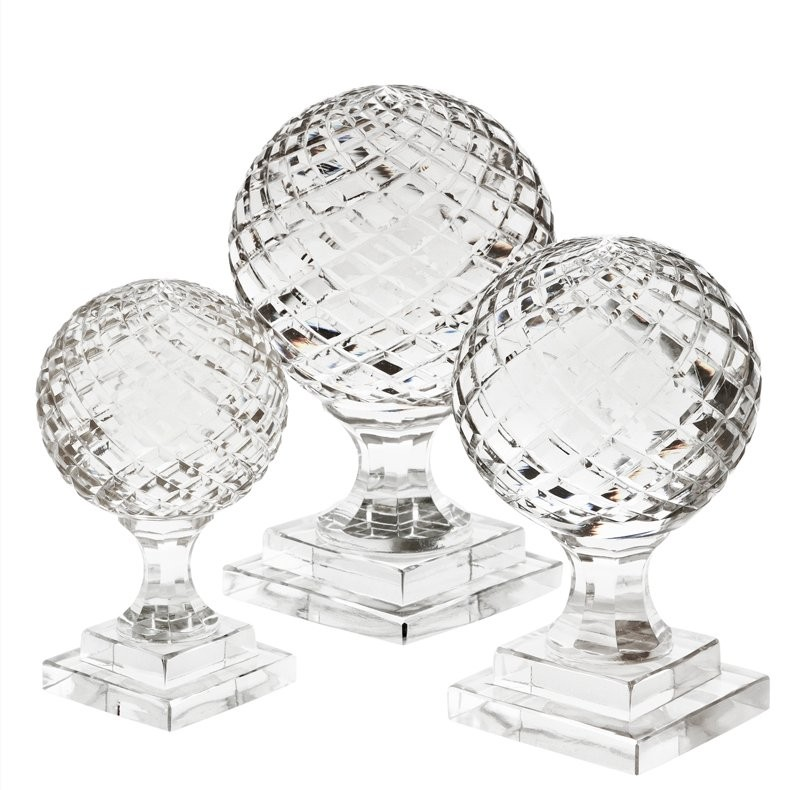 Ex Display Sofa Warehouse >> Arabesque Object Set of 3 | SHOP NOW