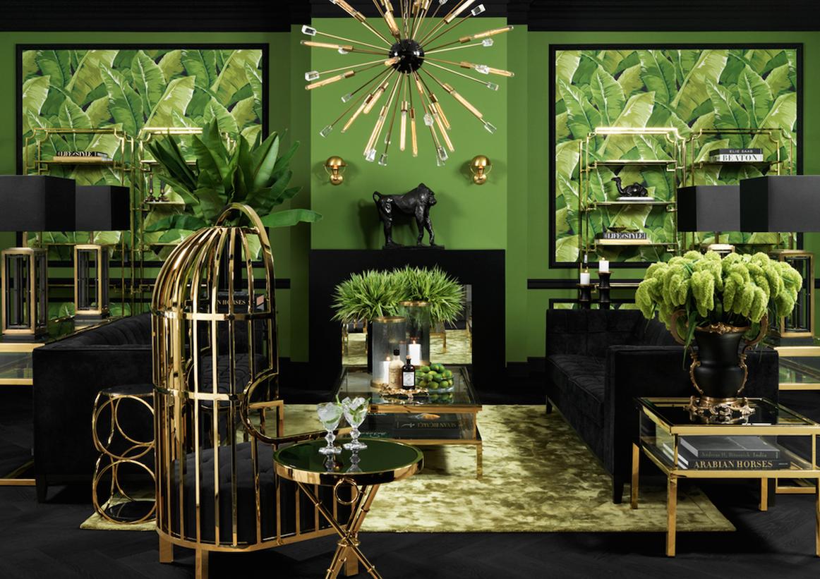 Tivoli Large Brass Chandelier Shop Now