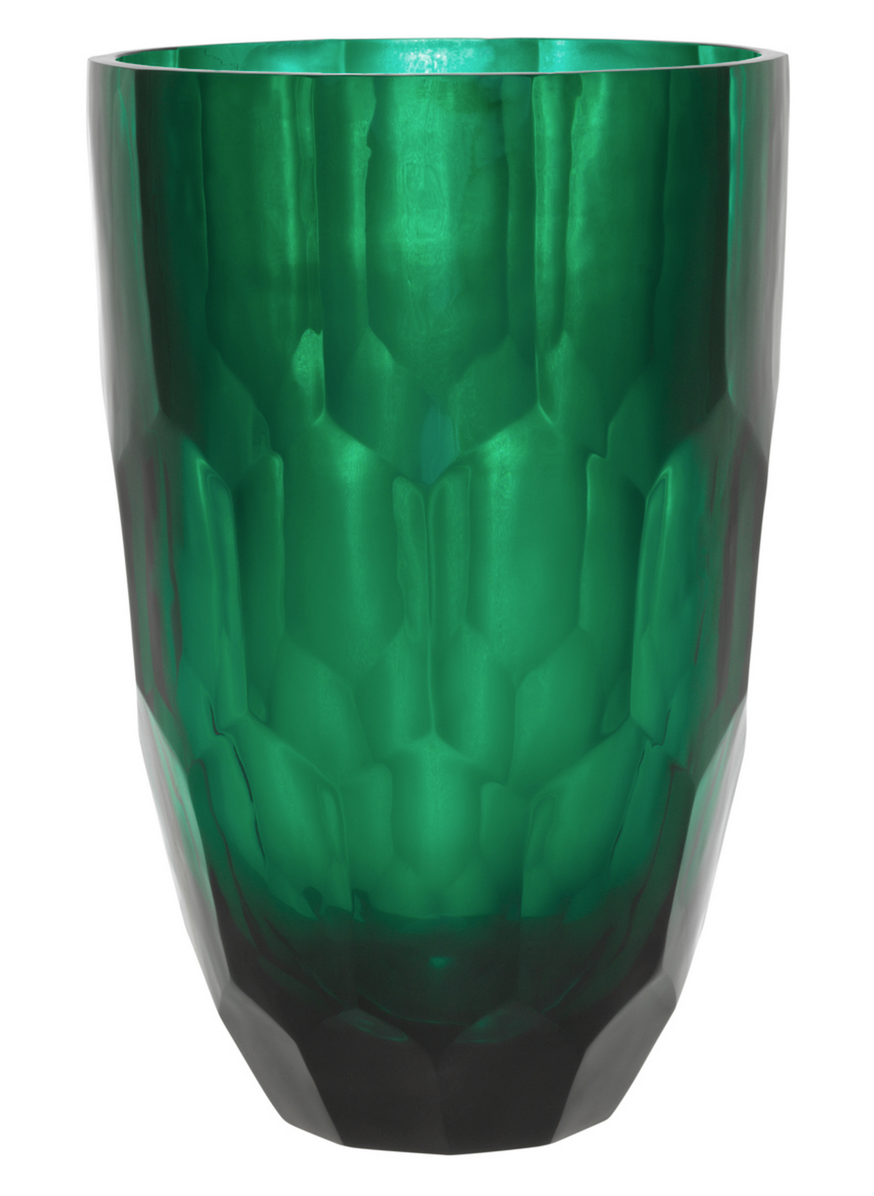 Mughal Large Emerald Green Vase Shop Now