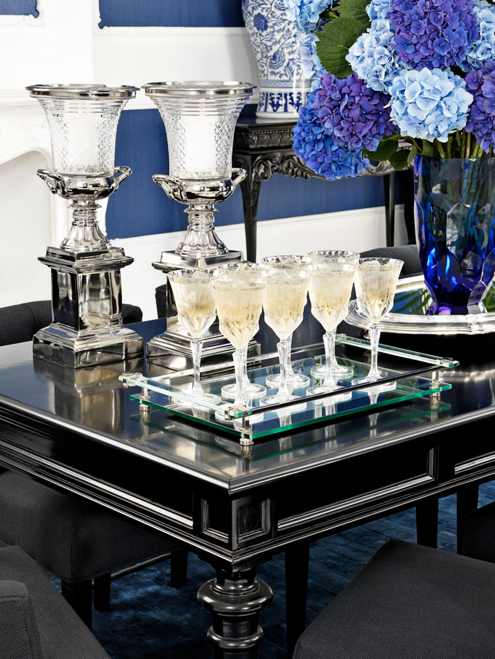Wallace Black Dining Table Shop Now