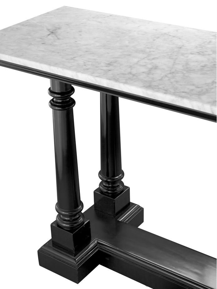 Walford Black Console Table Shop Now