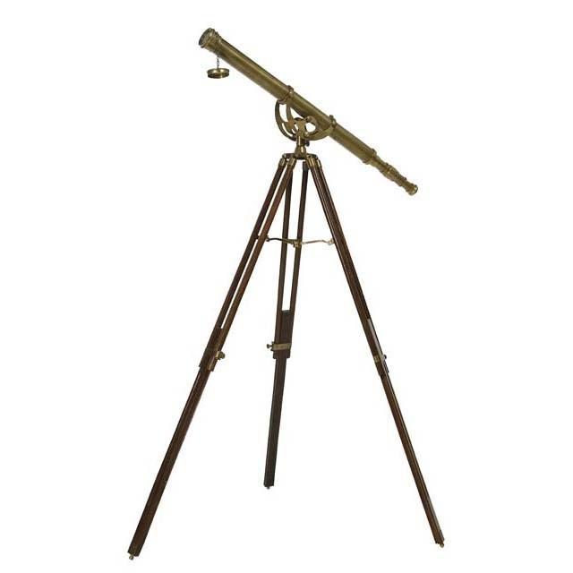 Bicton Brass Telescop