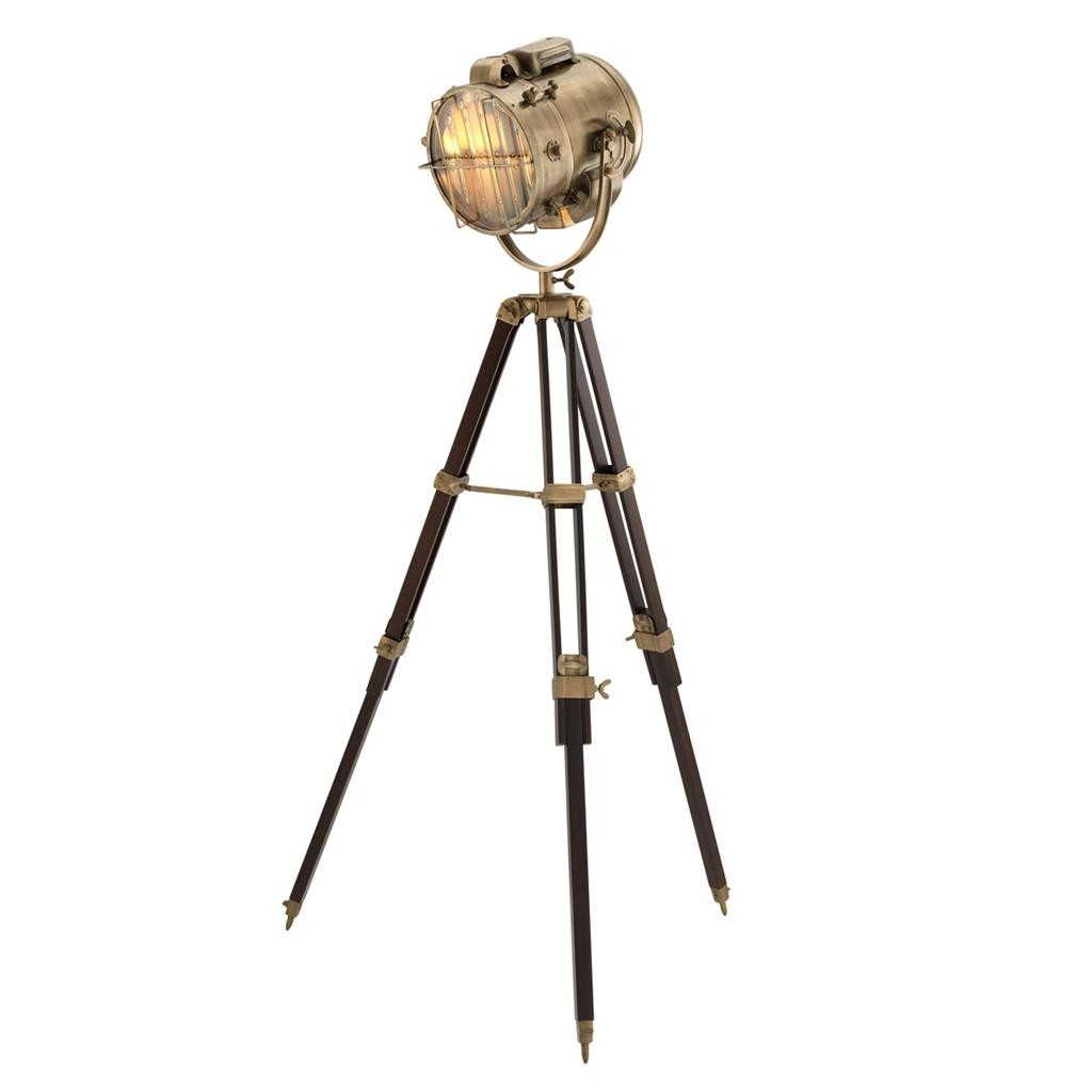 Atlantic Brass Floor Lamp