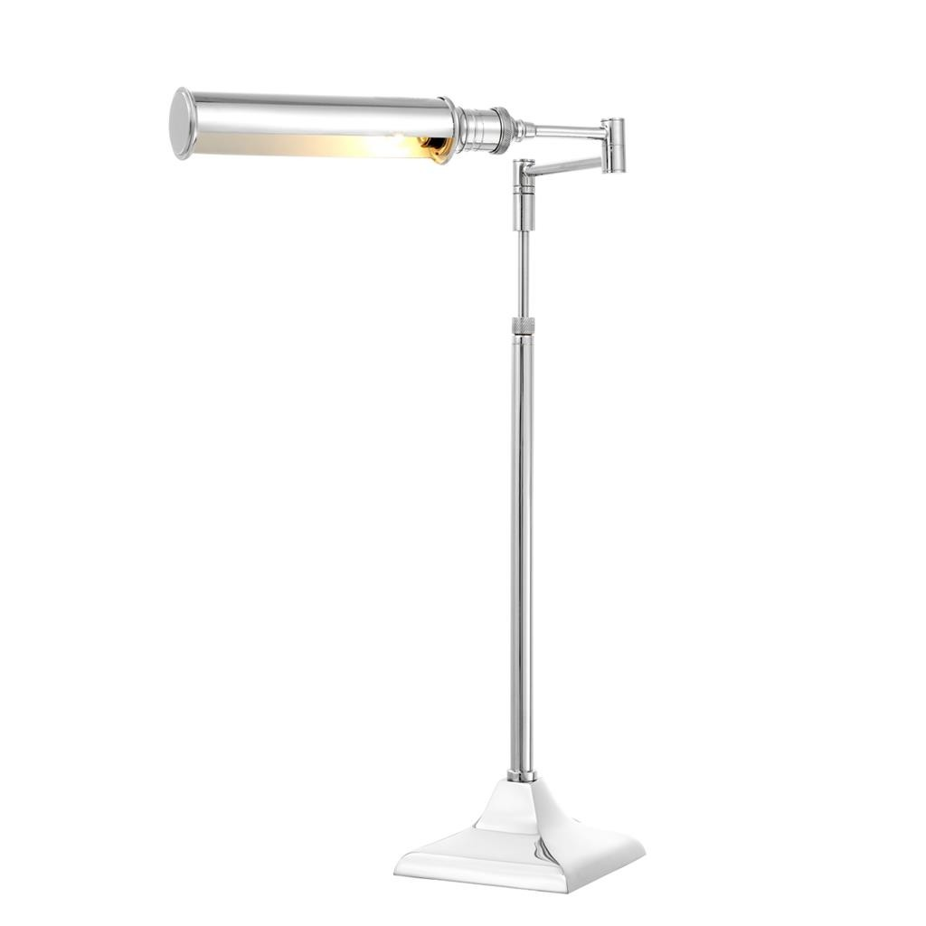 KINGSTON NICKEL TABLE LAMP