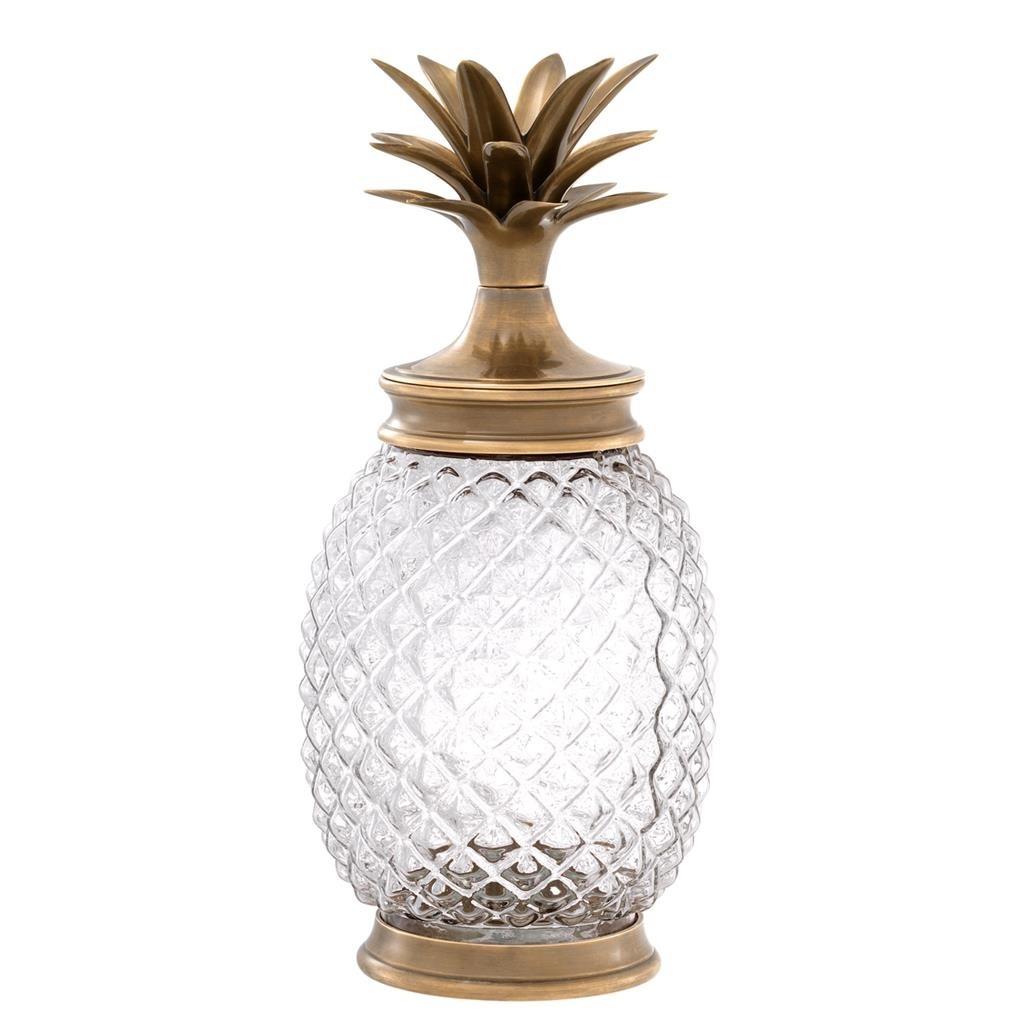 Hayworth Brass Jar