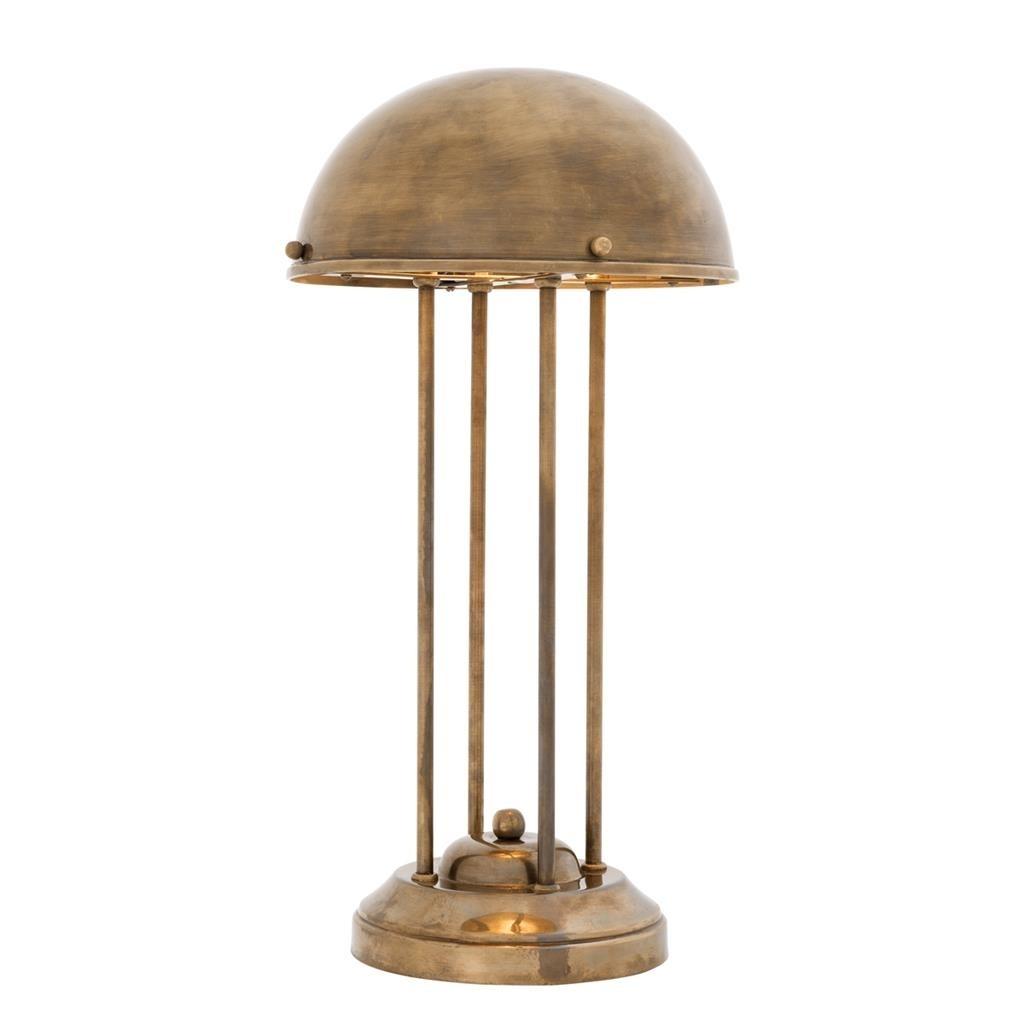 Livre Brass Desk Lamp
