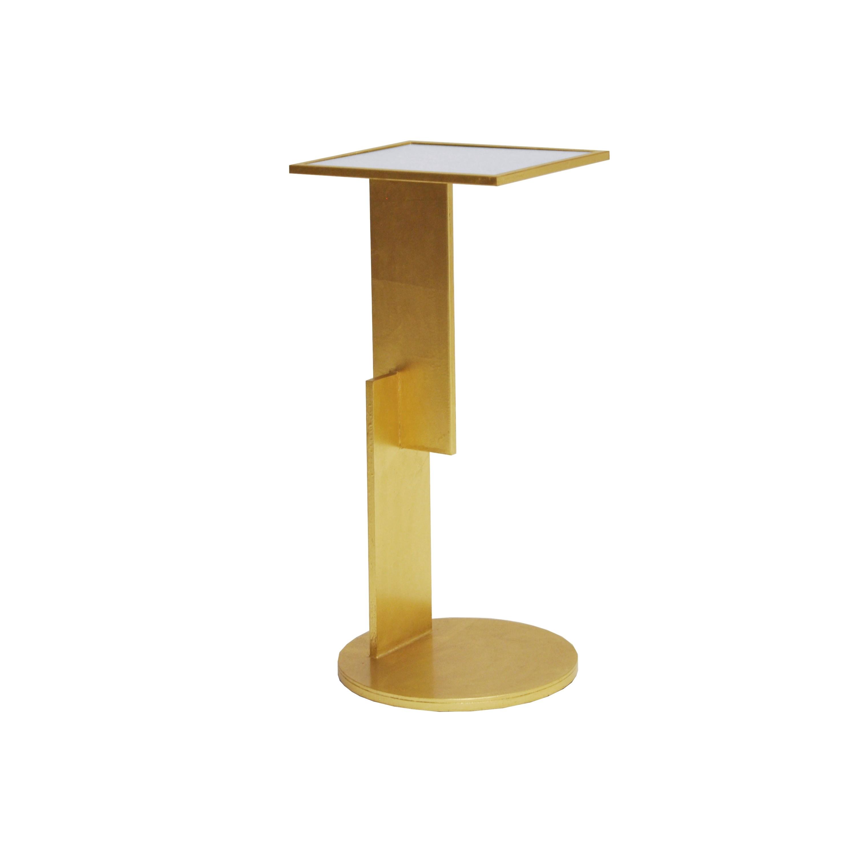 Ellington Gold Leaf Cigar Table