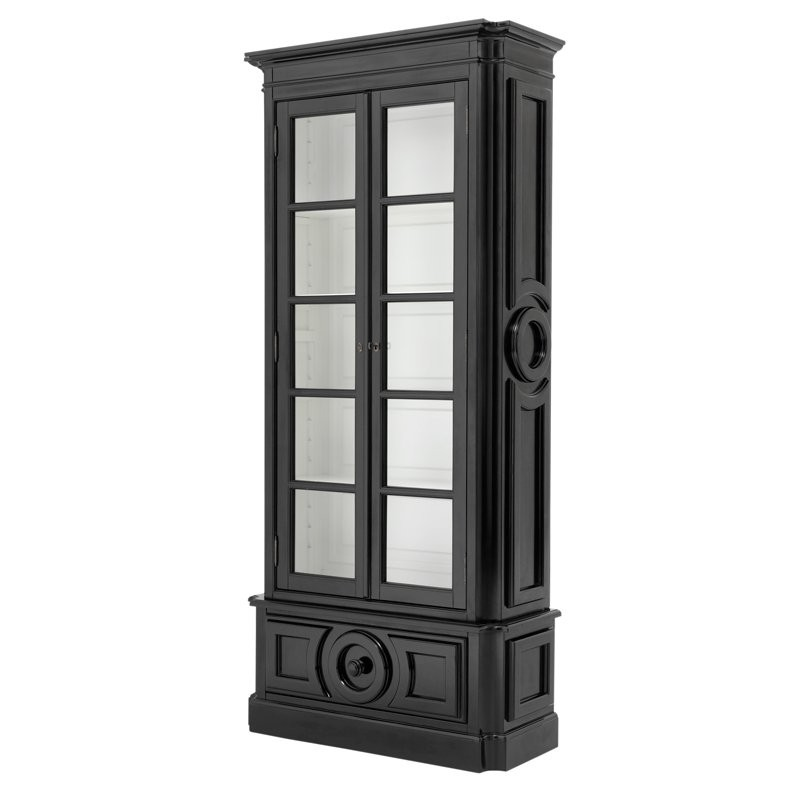 Eichholtz Grand Royale Black Cabinet