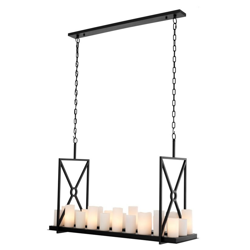 Commodore Black Chandelier Shop Now