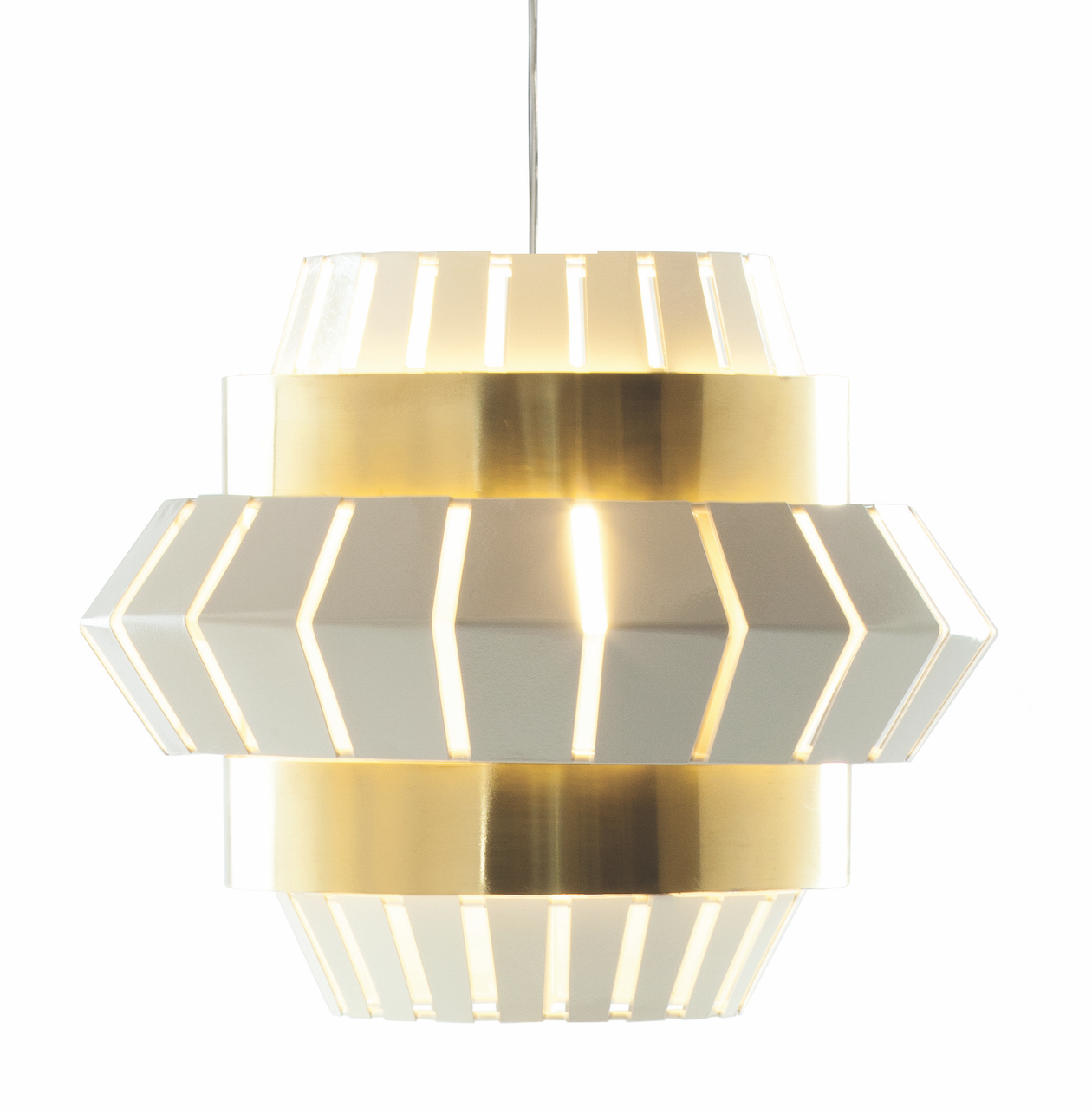 Comb Chandelier - Multiple Colours/Finishes