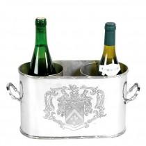 Maggia Nickel Double Wine Cooler