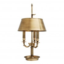 Deauville Brass Table Lamp