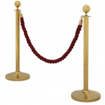 STANCHION POST SET