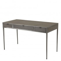 SCAVULLO OAK DESK