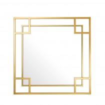 Morris Gold Mirror