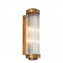 Gascogne Large Brass Wall Lamp