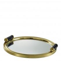Grimoldi Brass Tray
