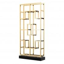 Eichholtz Lagonda Gold Cabinet