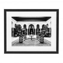Eichholtz Marrakech Courtyard Print