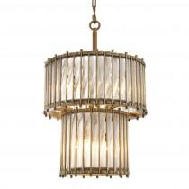 Eichholtz Tiziano Brass Double Lantern