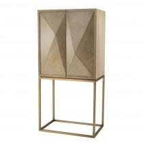 Eichholtz DeLaRenta Washed Oak Cabinet