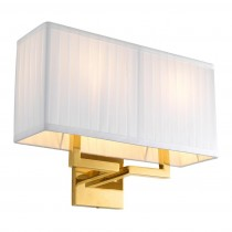 Westbrook Gold Wall Lamp