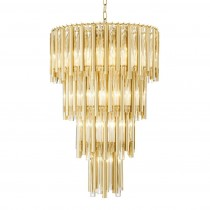 GIGI CHANDELIER GOLD LARGE
