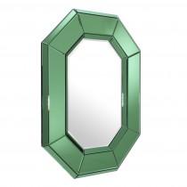 Le Sereno Green Glass Mirror