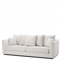 Taylor Avalon White Sofa