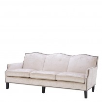Merlin Mirage Off-White Sofa