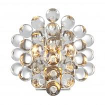 Mylo Silver Wall Lamp
