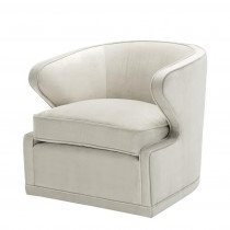 Eichholtz Dorset Pebble Grey Chair