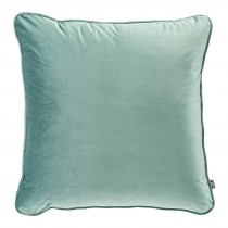 Roche Turquoise Velvet Pillow - 60 x 60cm