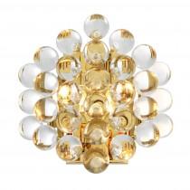 Eichholtz Mylo Gold Wall Lamp