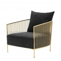 Eichholtz Knox Gold Chair