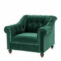 Brian Cameron Green Chair