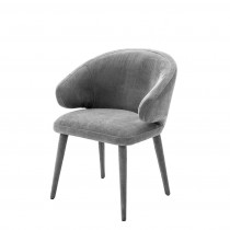 Eichholtz Cardinale Clarck Grey Dining Chair