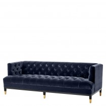 Castelle Savona Midnight Blue Sofa