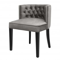 Dearborn Roche Porpoise Grey Dining Chair