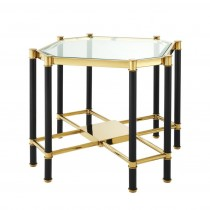 Florence Gold Side Table