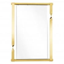 Byram Gold Mirror